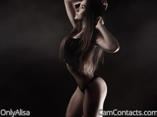 Webcam model OnlyAlisa from CamContacts