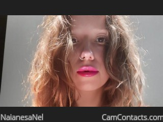 Webcam model NaianesaNel from CamContacts