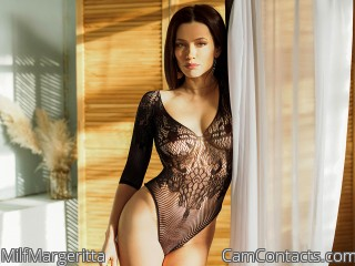 Webcam model MilfMargeritta from CamContacts