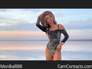 Webcam model Monika888 from CamContacts