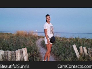 Webcam model BeautifulSunris from CamContacts