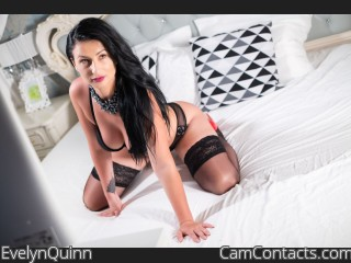 Webcam model EvelynQuinn from CamContacts