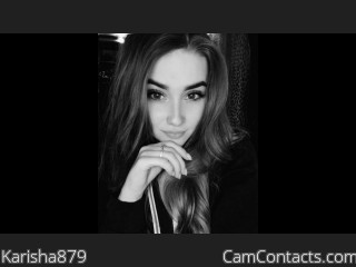 Webcam model Karisha879 from CamContacts