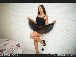 Webcam model XLena1997 from CamContacts