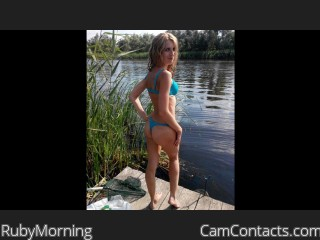 Webcam model RubyMorning from CamContacts