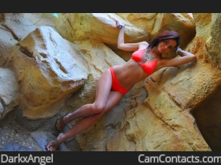 Webcam model DarkxAngel from CamContacts