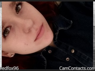 Webcam model redfox96 from CamContacts