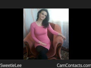 Webcam model SweetieLee from CamContacts