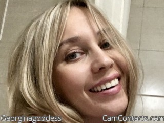 Webcam model Georginagoddess from CamContacts