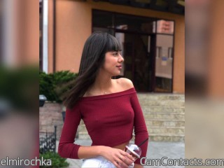 Webcam model elmirochka from CamContacts