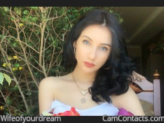 Webcam model Wifeofyourdream from CamContacts