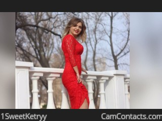Webcam model 1SweetKetryy from CamContacts