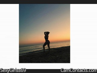 Webcam model SexyGirlss69 from CamContacts