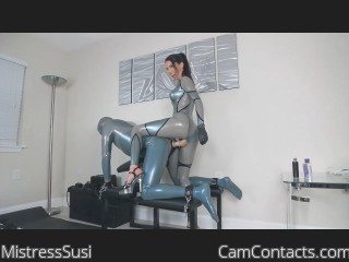 Webcam model MistressSusi from CamContacts