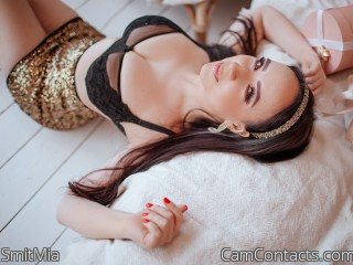 Webcam model SmitMia from CamContacts