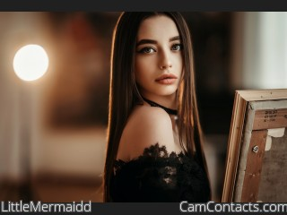 Webcam model LittleMermaidd from CamContacts