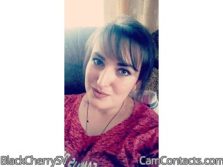 Webcam model BlackCherrySV from CamContacts
