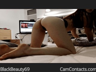 Webcam model BlackBeauty69 from CamContacts