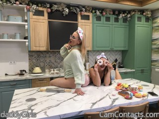 Webcam model daddyGirls from CamContacts