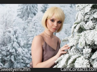 Webcam model Sweetyemuffin from CamContacts