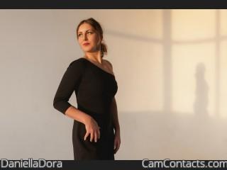 Webcam model DaniellaDora from CamContacts