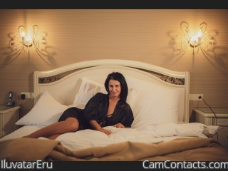 Webcam model IluvatarEru from CamContacts