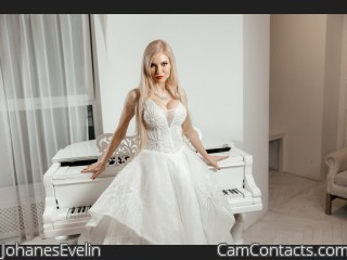 Webcam model JohanesEvelin from CamContacts