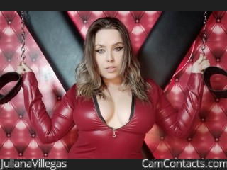 Webcam model JulianaVillegas from CamContacts