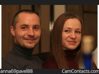 Webcam model anna69pavel88 from CamContacts