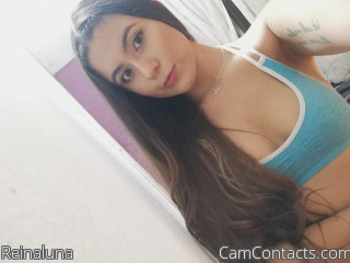 Webcam model Reinaluna from CamContacts