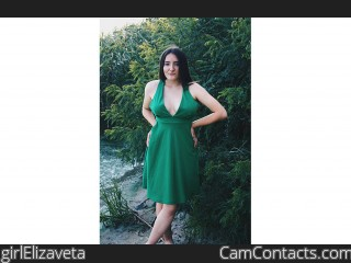 girlElizaveta
