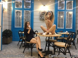 Webcam model DoubleloveXXX from CamContacts