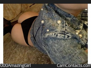 Webcam model 000AmazingGirl from CamContacts