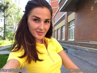 Webcam model NoraNelson from CamContacts