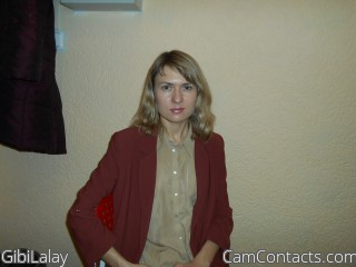 Webcam model GibiLalay from CamContacts