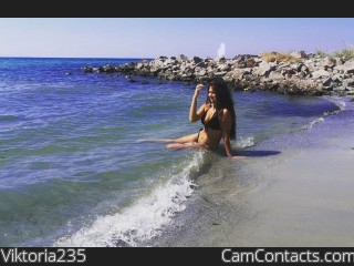 Webcam model Viktoria235 from CamContacts