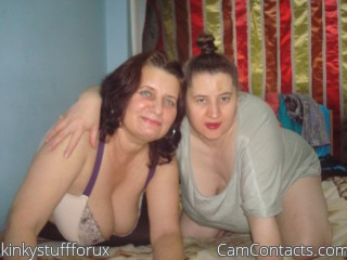 Webcam model kinkystuffforux from CamContacts