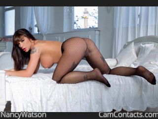 Webcam model NancyWatson from CamContacts