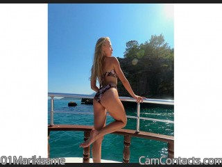 Webcam model 01Marikissme from CamContacts