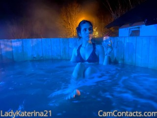 Webcam model LadyKaterina21 from CamContacts