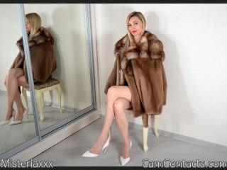 Misteriaxxx's profile
