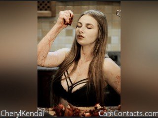 Webcam model CherylKendal from CamContacts
