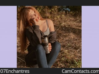 Webcam model 07Enchantres from CamContacts