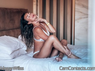 Webcam model MeganWilss from CamContacts
