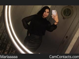 Mariaaaaa's profile