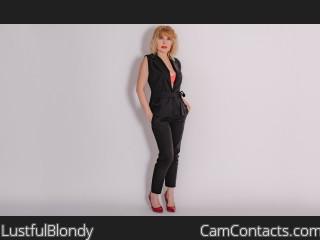 LustfulBlondy's profile