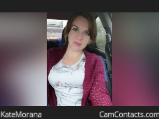 Webcam model KateMorana from CamContacts
