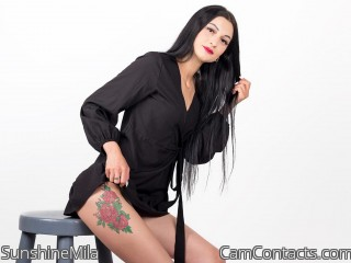Webcam model SunshineMila from CamContacts