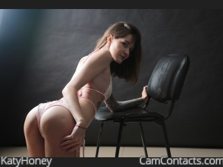 Webcam model KatyHoney from CamContacts