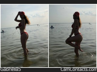 Webcam model Gabriella5 from CamContacts